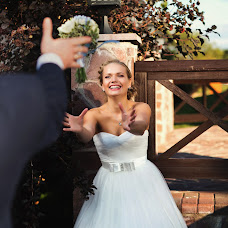 Huwelijksfotograaf Mariya Orekhova (Maru). Foto van 12.09.2014