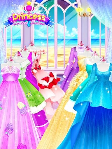 Princess Dress up Games - Princess Fashion Salon screenshots 2