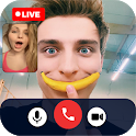 Call From 📱 Vlad A4 video call & chat 'Simulator' icon