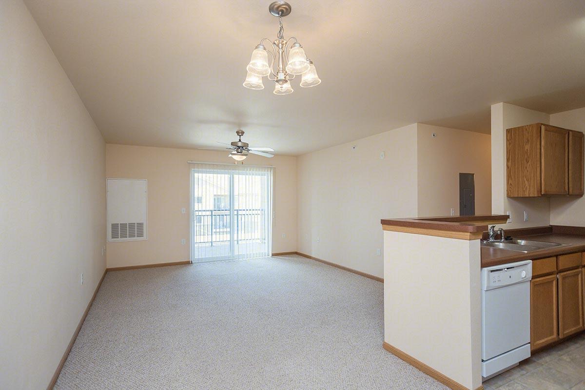 Two bedroom two bath floorplan 2 bed 2 bath elkhorn - 3 bedroom house rentals casper wy ...