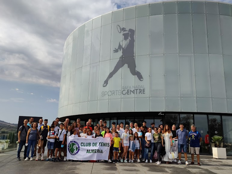 El mejor tenista de la historia de España tiene una instalación top.