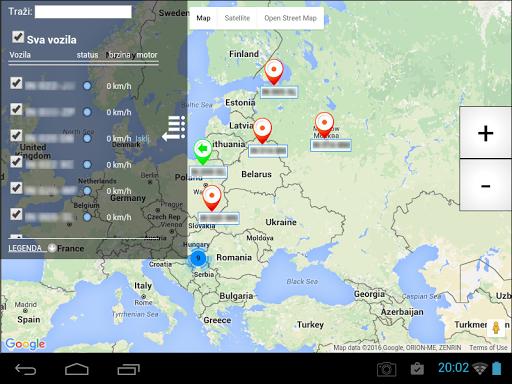 GPS Tragau010d  screenshots 11