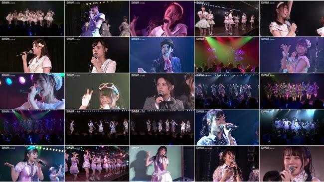 [TV-Variety] AKB48 チーム8 湯浅順司「その雫は、未来へと繋がる虹になる。」公演 立仙愛理 生誕祭 DMM HD (2019.06.23)