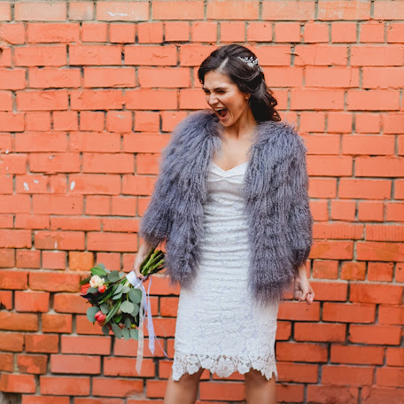 Wedding photographer Yuliya Manakova (Manakova). Photo of 19.02.2018