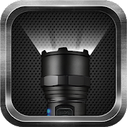 Free Flashlight - One Touch HD Light + Compass