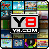 Y8 Mobile App- one app for all your gaming needs.