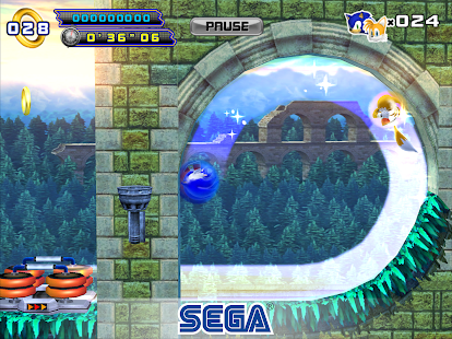 Game Sonic The Hedgehog 4 Episode II APK for Windows Phone