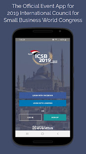 2019 ICSB World Congress for PC-Windows 7,8,10 and Mac apk screenshot 1