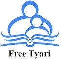 Free Tyari - GK App in Hindi / India Samanya Gyan icon