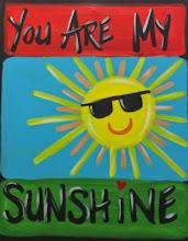 Photo: You Are My Sunshine!
