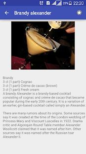 cognac karta Cocktail Recipes – Google Play ilovalari cognac karta