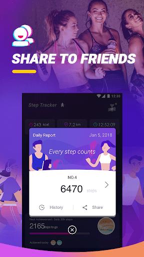 Easy Pedometer 1.0.2 app download 5