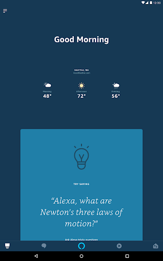 Amazon Alexa 2.2.245855.0 screenshots 9