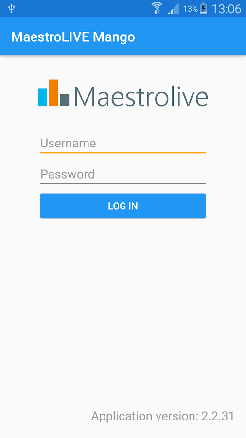 MaestroLIVE Mango- screenshot