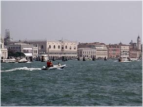 Photo: Vista desde el vaporeto . Venecia http://www.viajesenfamilia.it