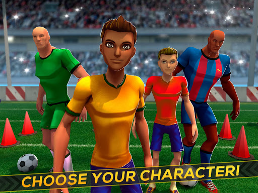 Soccer Training ⚽ Free Game for PC