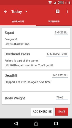StrongLifts 5x5 Workout【健康APP玩免費】-APP點子