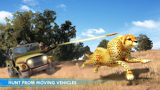 Hunting Games - Wild Animal Attack Simulator modavailable screenshots 6