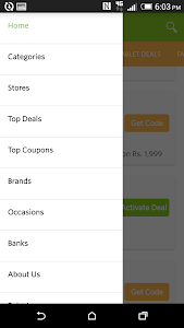Online Shopping Coupons screenshot 2
