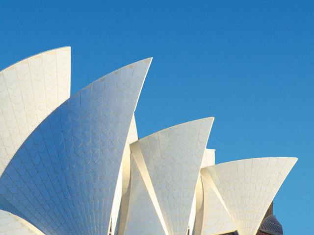 Voyage Australie opéra Sydney
