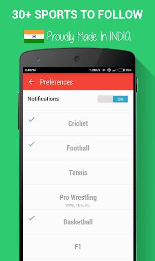 免費下載運動APP|Sportskeeda Live Scores & News app開箱文|APP開箱王