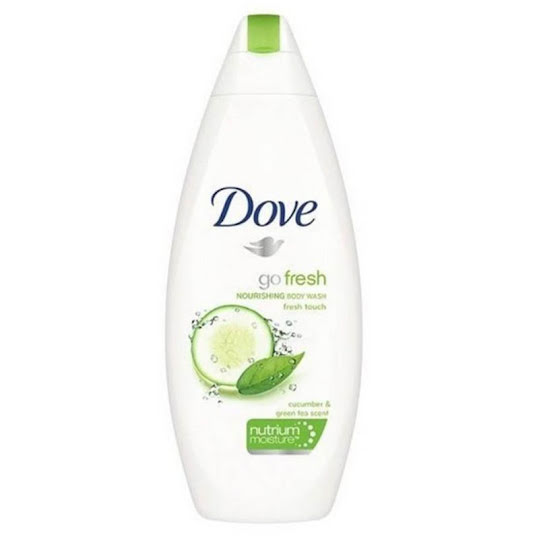 DOVE Duschtvål Go Fresh Dove (700 ml)