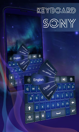 Keyboard for Sony Xperia Z3