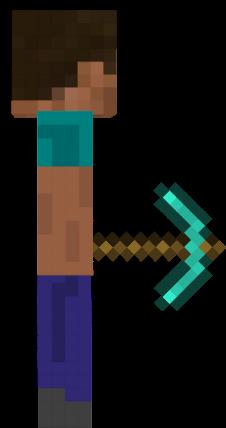Minecraft 2d Nova Skin