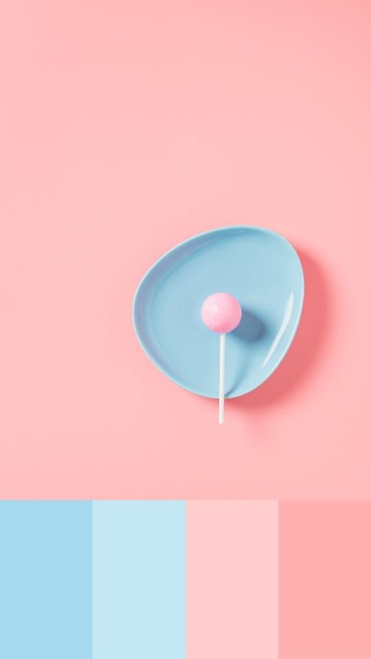 Lollipop Palette - Facebook Story Template