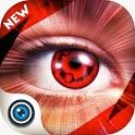 Sharingan Eyes Camera Photo Editor icon
