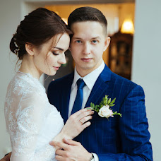 Wedding photographer Valentina Kudryashova (Chivalenta). Photo of 11.07.2017