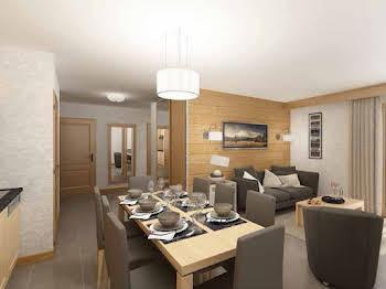 Appartement 4 pièces 77,06 m2