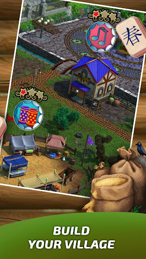 Mahjong Village screenshot 13