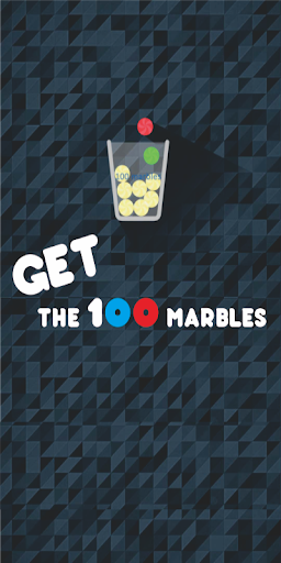 The 100 Marbles