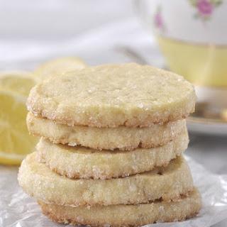 Lemon Icebox Cookies.