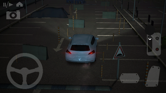 Sport Car Parking screenshot 22