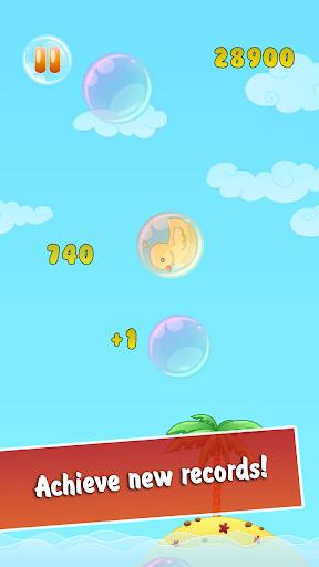 無料街机AppのFun Bubble Jump 記事Game
