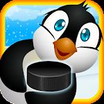 Air Hockey Penguin:Frozen Bird Icon