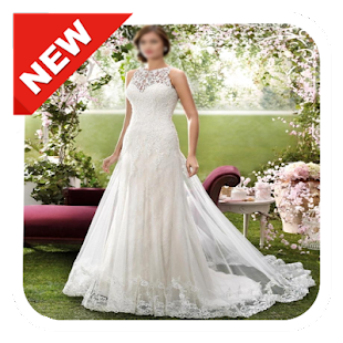 300+ Design Women's Wedding Gown - náhled