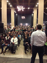 Photo: LA crowd