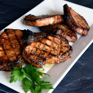 Grilled Pork Chops.