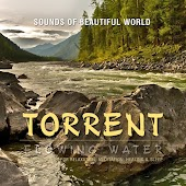 Flowing Water: Torrent (Nature Sounds for Relaxation, Meditation, Healing & Sleep)