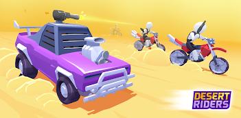 Jugar a Desert Riders gratis en la PC, así es como funciona!