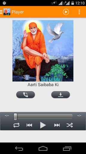 Shirdi Sai Baba Bhajans Audio