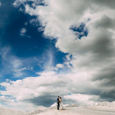Wedding photographer Katya Pushkareva (RinaKa). Photo of 15.02.2018