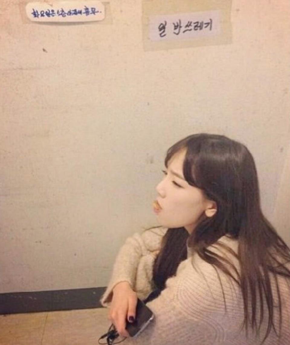 TaeyeonAlcohol