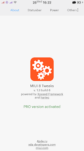 Download miui 8 tweaks [xposed] pro 1. 17 apk for android | appvn.