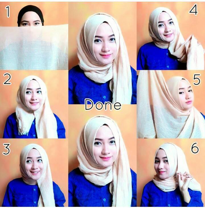 Hijab Tutorial 2016 - Android Apps on Google Play