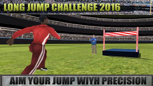 跳远挑战2016