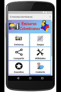 Emisoras Colombianas - náhled